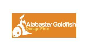 Alabaster Gold Fish